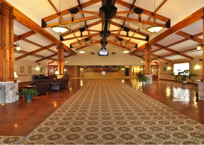 Timber Creek Inn & Suites Lobby